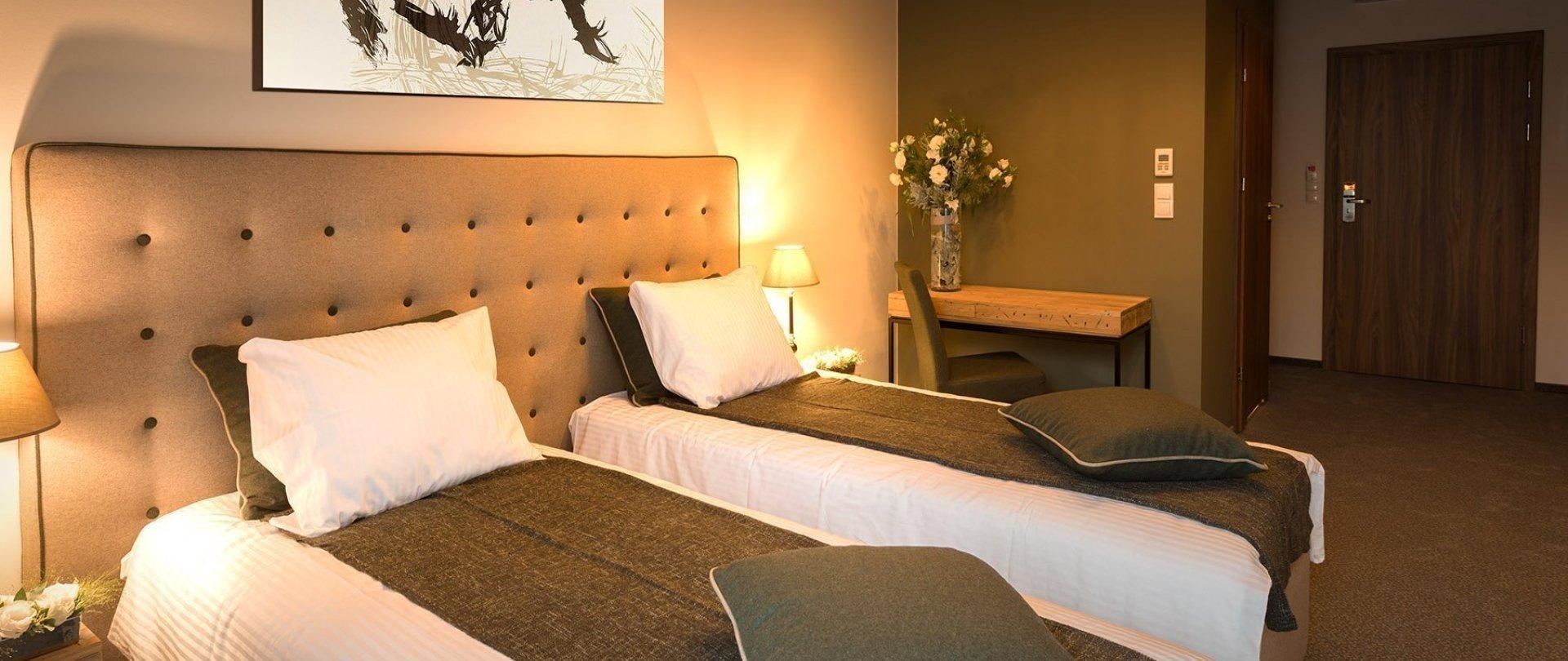 Zimmer des Sarmaten im Kleinen Hotel