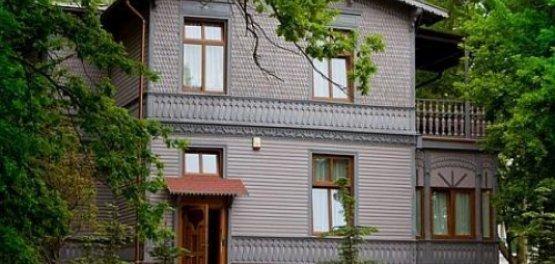 Villa Rybitwa