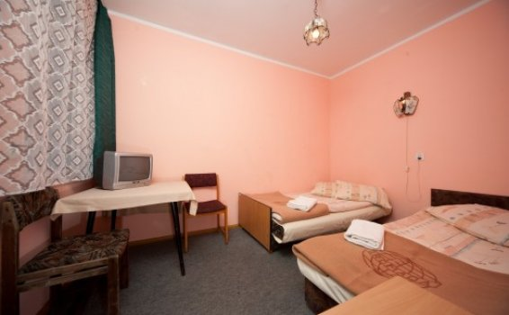 Pokój 2-osobowy w domku szeregowym