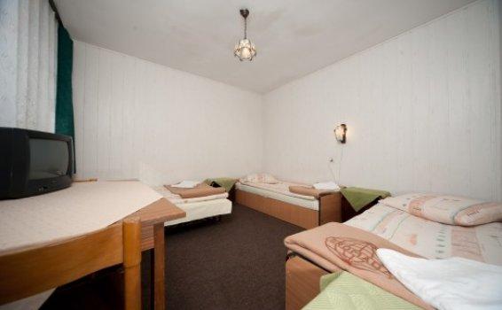 Pokój 3-osobowy w domku szeregowym