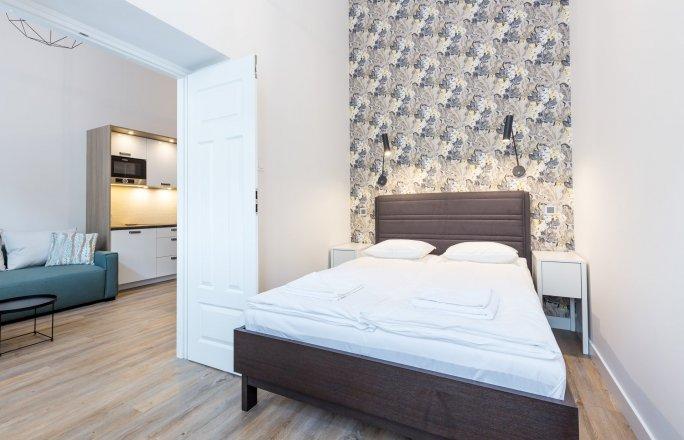 Apartament z jedną sypialnia no. 3