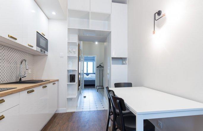 Apartament with one bedroom no. 8
