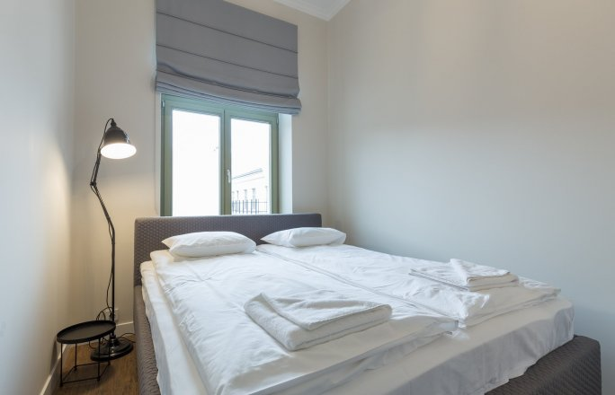 Apartament with one bedroom no. 8