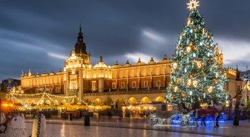 Święta w Krakowie