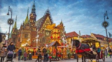 Święta we Wrocławiu
