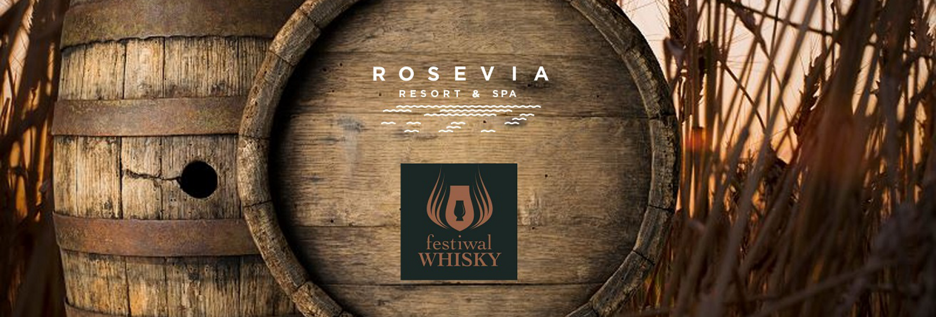 WEEKEND WITH THE WHISKEY FESTIVAL 23-25.08.2019