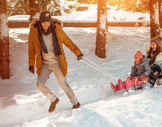 FIRST MINUTE Zimowe szaleństwo 7 nocy- dziecko do lat 11 gratis - oferta ważna do 30.10.2018