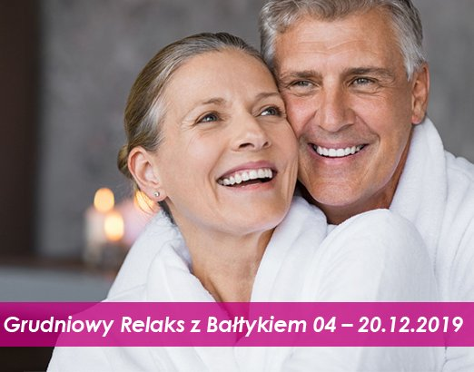 Grudniowy Relaks z Bałtykiem 04.12 – 20.12.2019