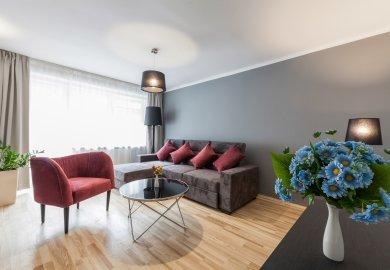 mieszkania - apartament 4-osobowy
