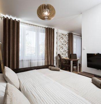 Luxusní apartmán Gold
