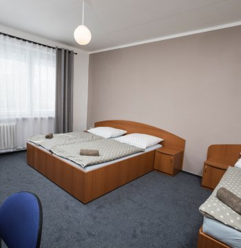 Standardní apartmá