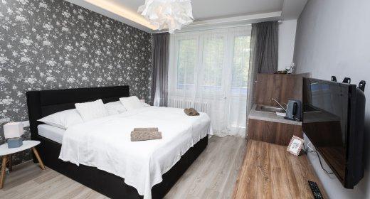 Luxusní apartmán Scandi