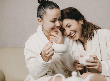 CAFFEE BREAK (z przyjaciółką)