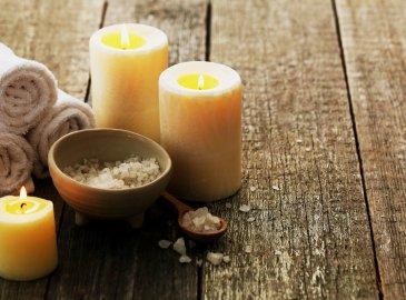 Zabieg peelingująco-nawilżający i relaks w suchej wannie soft pack