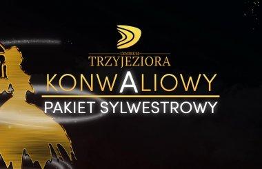 Konwaliowy Pakiet Sylwestrowy - z rodziną, w parze lub w grupie!