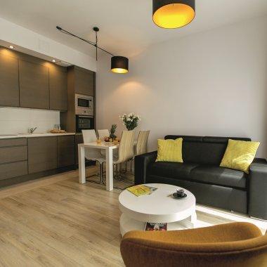 Mieszkanie Junior Suite - wynajem długoterminowy
