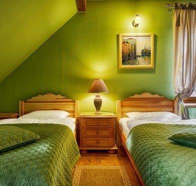 Pokój Standard 2 pojedyncze łóżka