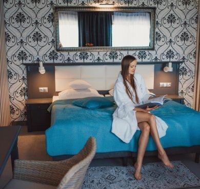 Pokój Deluxe z tarasem