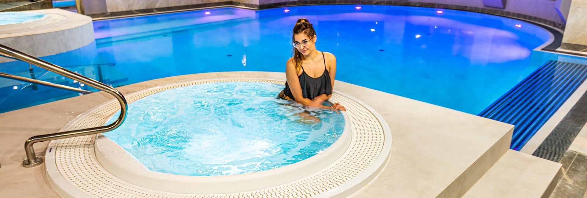 Bilet wstępu na basen i saunarium w SPA Księżnej Anny