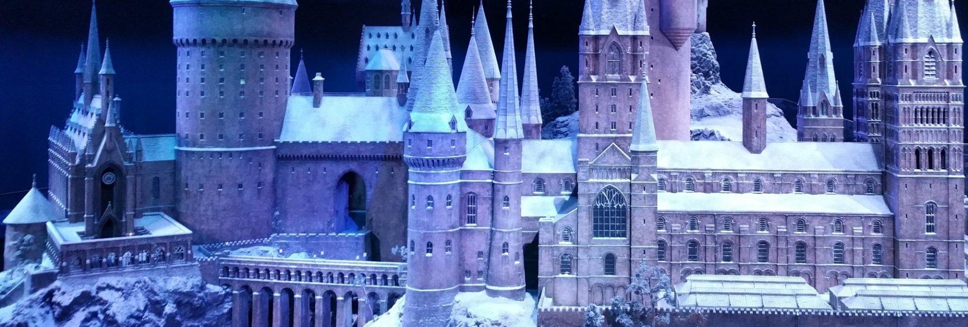 Ferie z Harrym Potterem