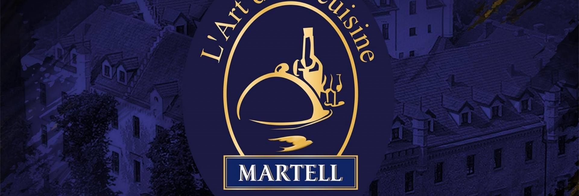 KULINARNY WEEKEND: L'Art de la cuisine Martell 2019
